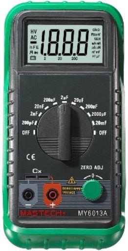 جهاز قياس المواسعة capacitance-meter